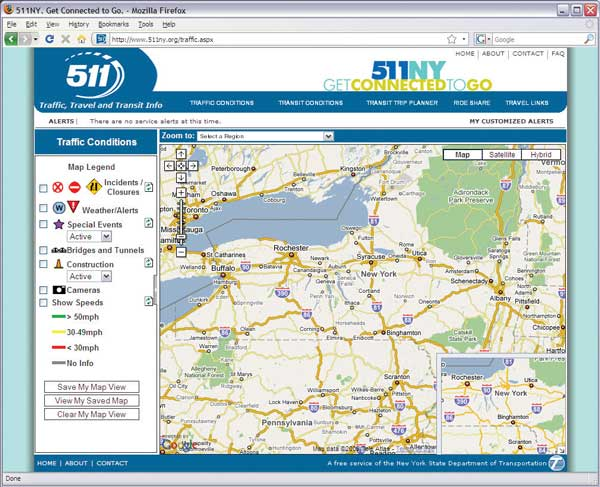 NY: 511 NY Project