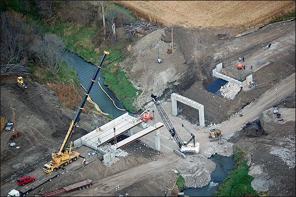 IA: US 6 Keg Creek Bridge