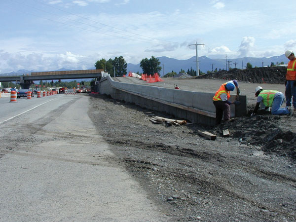 AK: Glenn-Bragaw Interchange Project