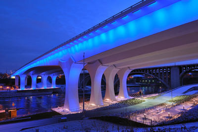 ATA Grand Prize Winner  - Minneapolis I 35-W Bridge Project