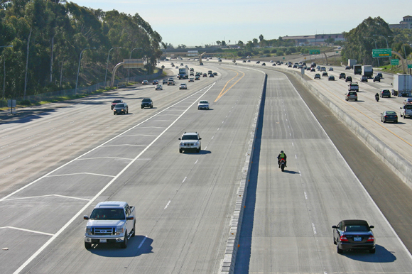 CA: Interstate 15 Express Lanes Project