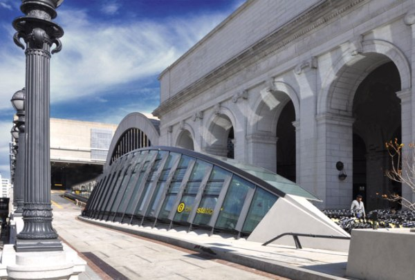 DC: Union Station Bicycle Transit Center Project