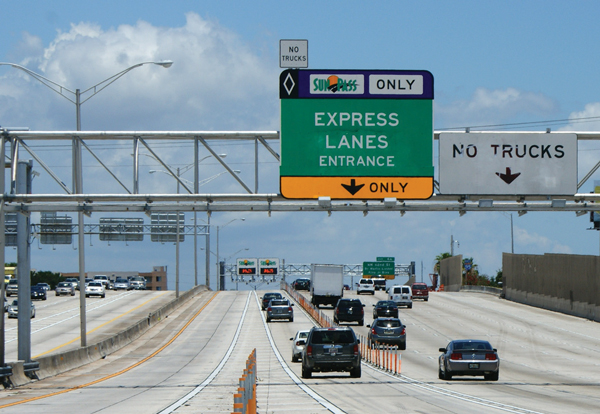 FL: 95 Express Miami Project