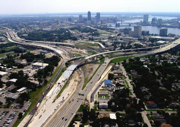 FL: I-10/I-95 Interchange