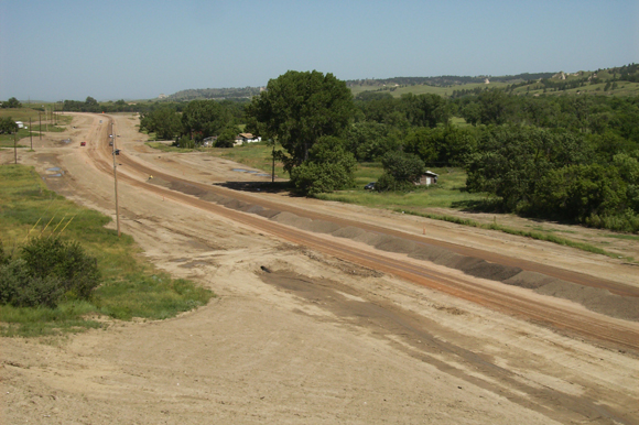 SD: US Highway 18 Oglala to Pine Ridge Project