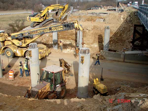 MD: I-70 Over Black Rock Road Project