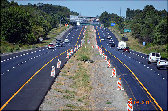 IL: Interstate 55 Reconstruction Project