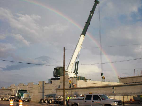 IN: SR 62 Lloyd Expressway Project