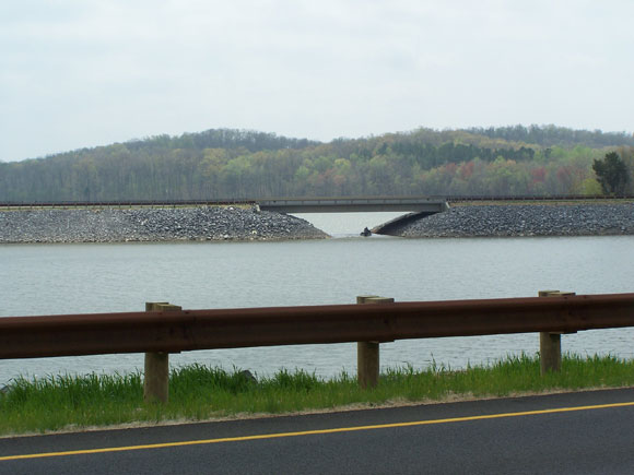 KY: US 68/KY 80 Land Between the Lakes Project