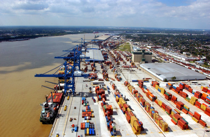 LA: Louisiana Economic Development Project