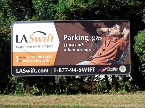 LA: LA Swift New Orleans Project