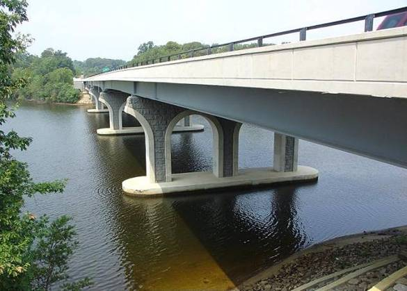 MD 70 (Rowe Blvd.) Bridge