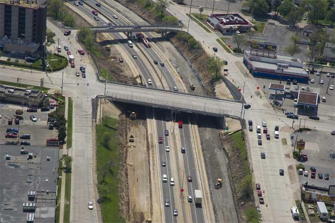 MI: 9 Mile Road Bridge Reconstruction Project