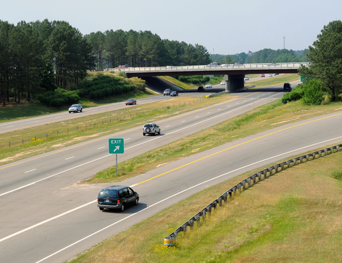 NC: Morganton Bridge Replacement Project