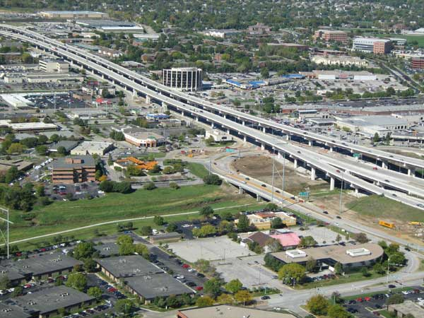 West Dodge Elevated Expressway