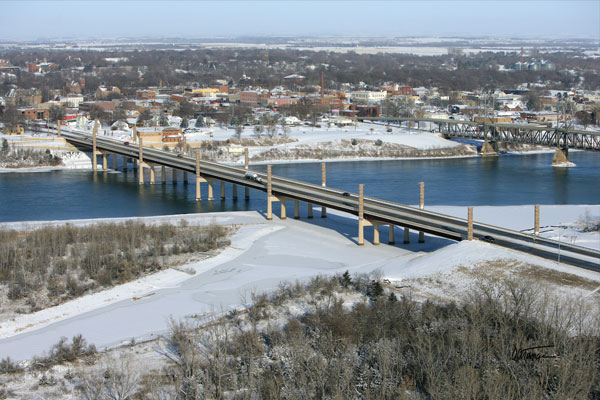 NE: Yankton Brdge Project