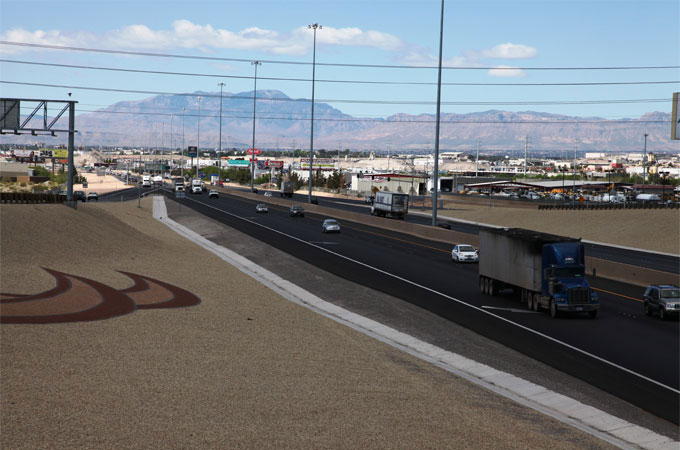 NV: I-15 Las Vegas Design-Build Project