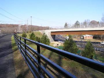 Taconic State Parkway, Ramp X, Stage V