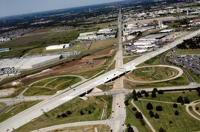 OK: Oklahoma City Broadway Extension Reconstruction Project