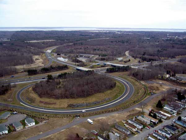 RI: Route 403 Relocation Project