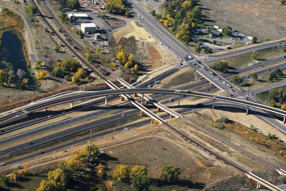 CO: C-470-Santa Fe Interchange Improvement Project