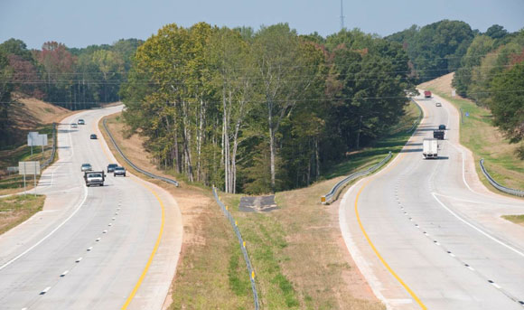 SC: I-385 Rehabilitation Project