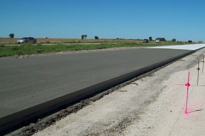 SD: I-90 White Lake Paving Project