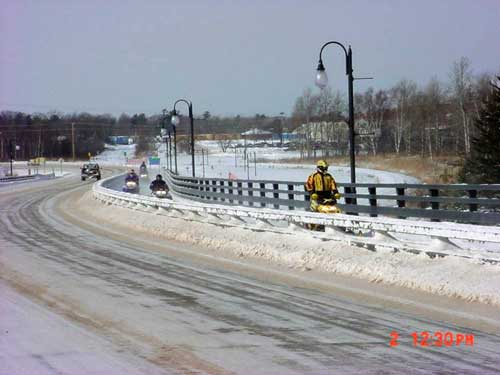 Ontonagon River Bridge Project