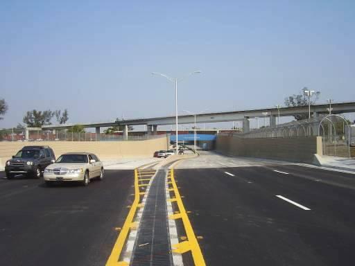 SR 25 (Okeechobee Road) Depressed Section Project