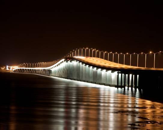 St. Louis Bay Bridge