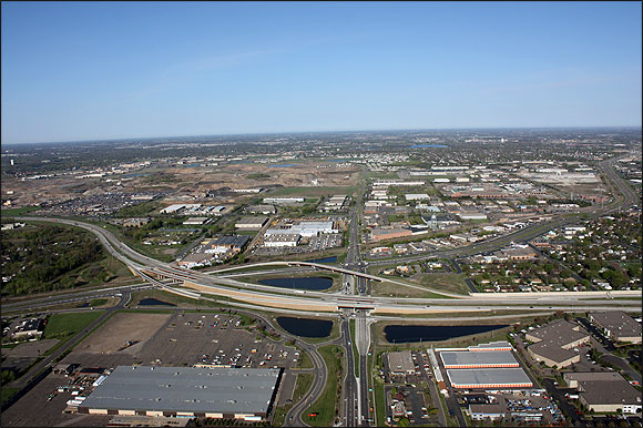 MN: Highway 169 Triangle Project