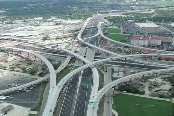 TX: I-410 San Antono Interchange Project