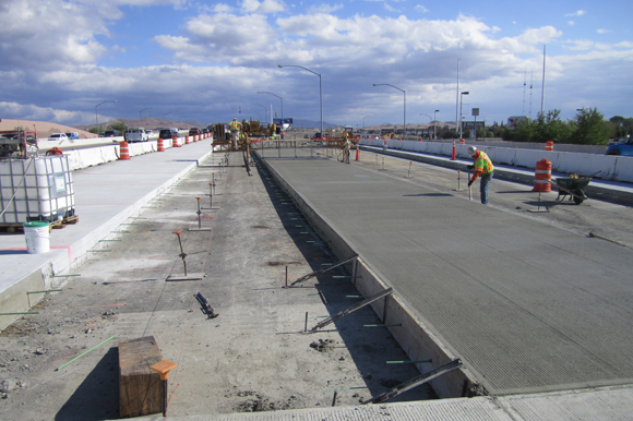 NV: Northbound US 395 Improvement Project