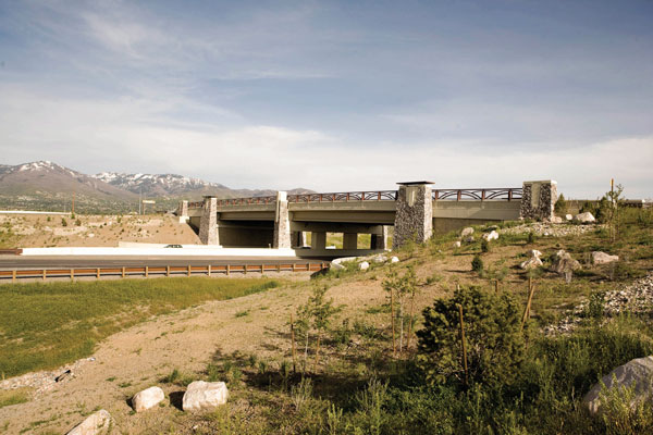 UT: Legacy Parkway Project