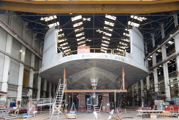 WA: Vessel Construction Program