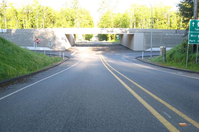 WA: Burley-Olalla Interchange Project