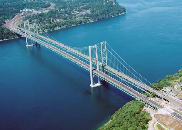 Tacoma Narrows Bridge Project