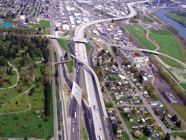WA: I-5 Everett HOV Expansion Project