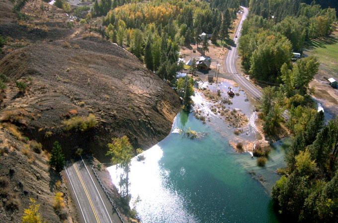 WA: Nile Valley Landslide Project