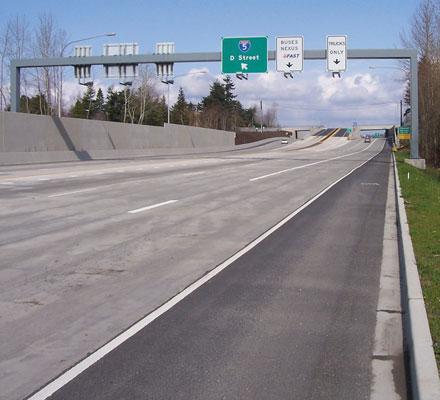 WA: SR 543 Blaine Border Area Project