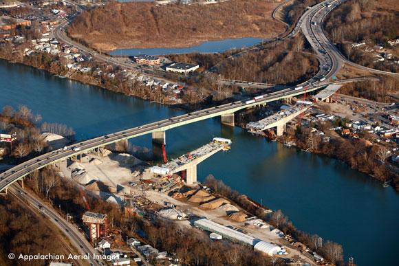 WV: I-64 Kanawha River Bridge