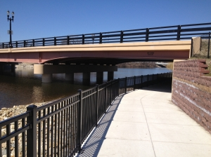 Michigan Saginaw Street over the Grand River Replacement