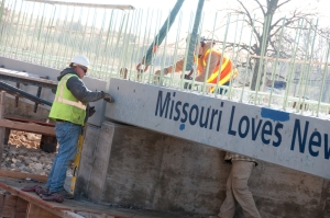 Missouri Safe and Sound Bridge Replacement Program