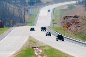 Missouri Shared Four-Lane Highway