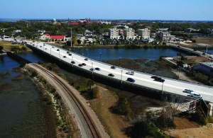 Florida San Sebastian River Bridge