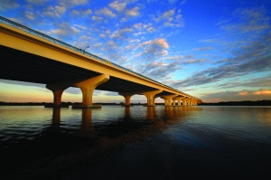 Florida Veterans Memorial Bridge
