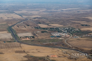 Northwestern ND Aerial Photos
