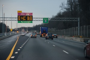 95 Express Lanes operation