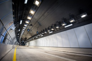 Finished Port of Miami Tunnel