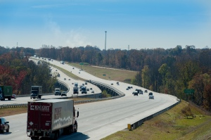 I-85 Yadkin River Bridge 3